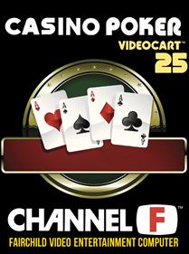 Videocart-25: Casino Poker