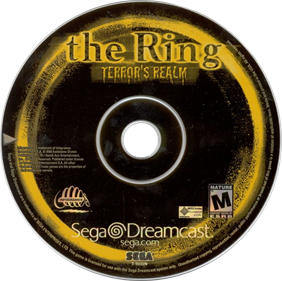The Ring: Terror's Realm - Disc