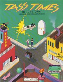 Tass Times in Tonetown