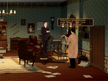 The Lost Files of Sherlock Holmes: The Case of the Rose Tattoo - Screenshot - Gameplay