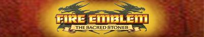 Fire Emblem: The Sacred Stones - Banner