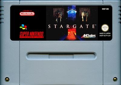 Stargate - Cart - Front