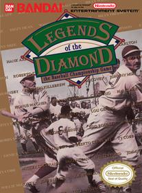 Legends of the Diamond: The Baseball Championship Game