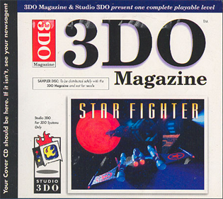 3DO Magazine: Interactive Sampler No 07