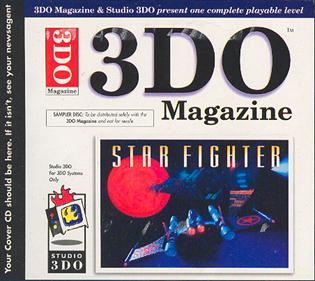3DO Magazine: Interactive Sampler No 07