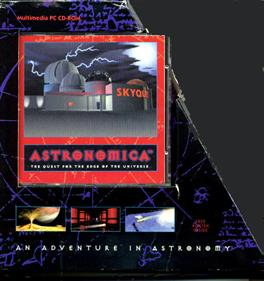 Astronomica: The Quest for the Edge of the Universe