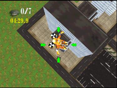 Blast Corps - Screenshot - Gameplay