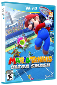Mario Tennis: Ultra Smash - Box - 3D