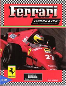 Ferrari Formula One - Box - Front