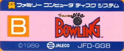 Big Challenge! Go! Go! Bowling - Cart - Back
