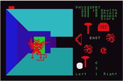 Advanced Dungeons & Dragons - Screenshot - Gameplay
