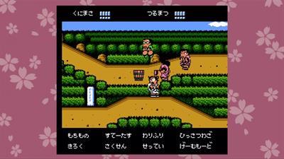 Kunio-kun: The World Classics Collection - Screenshot - Gameplay