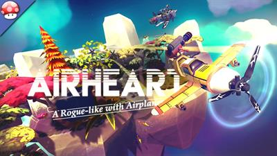 Airheart: Tales of broken Wings - Screenshot - Game Title