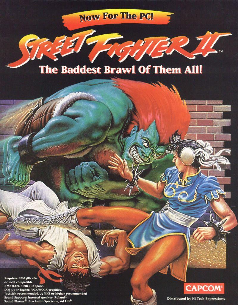 Street Fighter Ii Details Launchbox Games Database