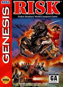 Risk: Parker Brothers' World Conquest Game