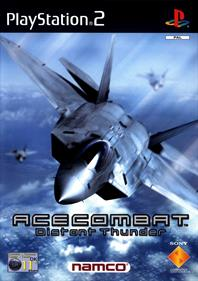 Ace Combat 04: Shattered Skies - Box - Front