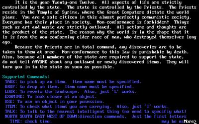 2112 - Screenshot - Gameplay