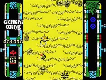 Gemini Wing - Screenshot - Gameplay