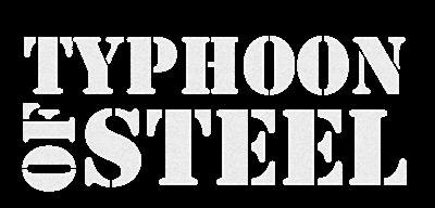 Typhoon of Steel - Clear Logo