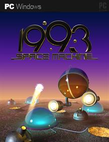 1993 Space Machine - Fanart - Box - Front