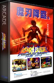 Asura Blade: Sword of Dynasty - Box - 3D