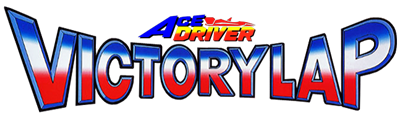 Ace Driver: Victory Lap - Clear Logo