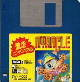 Nyancle Racing - Disc