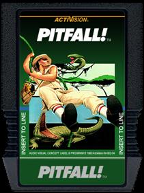 Pitfall! - Cart - Front