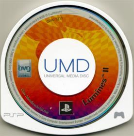 Lumines II - Disc