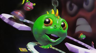 Iggy's Reckin' Balls - Fanart - Background