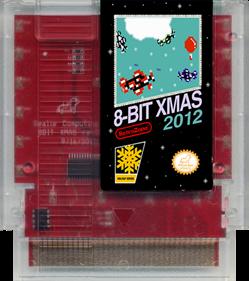 8-Bit XMAS 2012 - Cart - Front