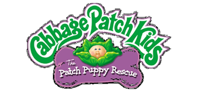 Cabbage Patch Kids: The Patch Puppy Rescue - Clear Logo