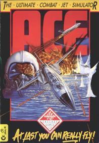 ACE: Air Combat Emulator - Box - Front