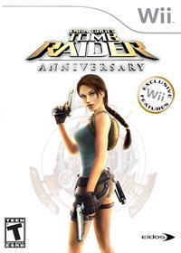Lara Croft: Tomb Raider: Anniversary