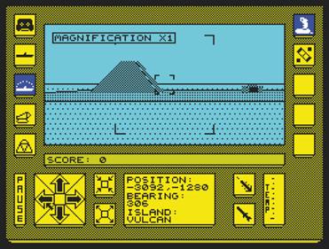 Carrier Command - Screenshot - Gameplay