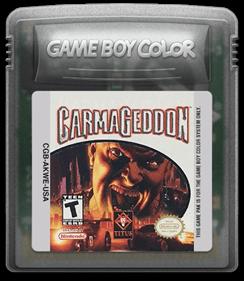 Carmageddon - Fanart - Cart - Front