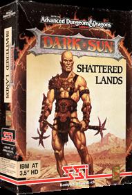 Dark Sun: Shattered Lands - Box - 3D