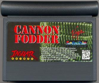 Cannon Fodder - Cart - Front