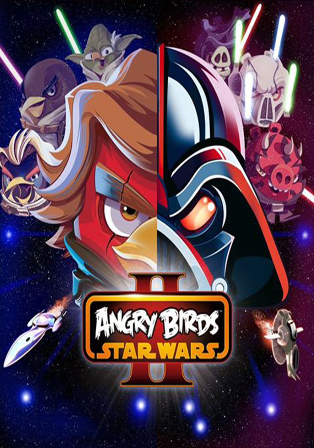Angry Birds Star Wars - Play Angry Birds Star Wars Online ...