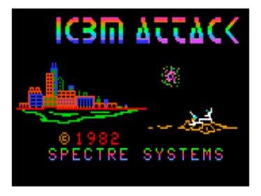 ICBM Attack - Screenshot - Game Title