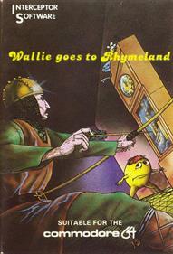 Wallie Goes to Rhymeland