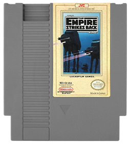 Star Wars: The Empire Strikes Back - Cart - Front