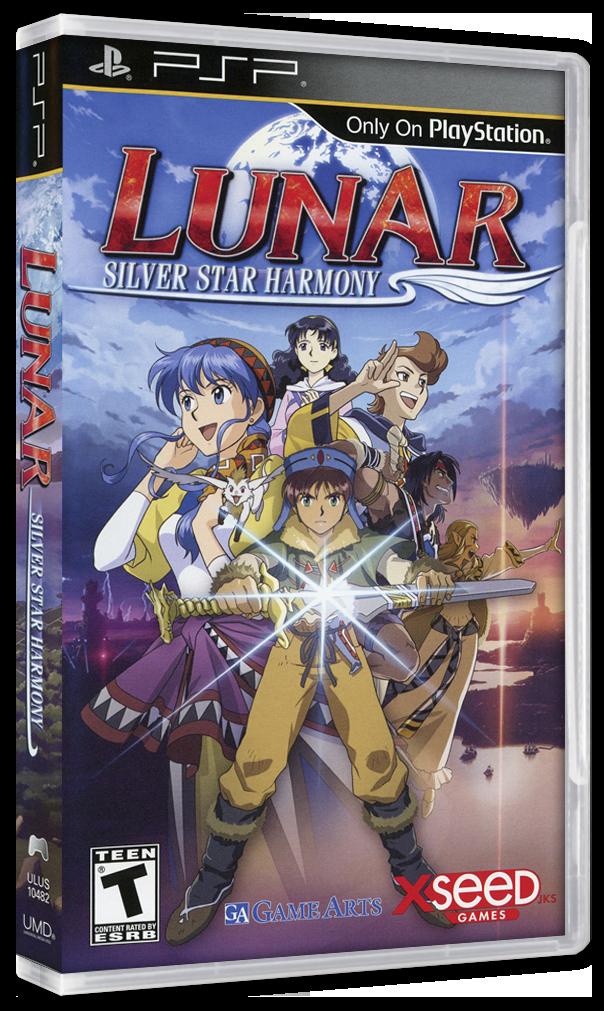 Avansert Lunar: Silver Star Harmony Details - LaunchBox Games Database JJ-51