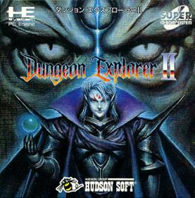 Dungeon Explorer II - Box - Front