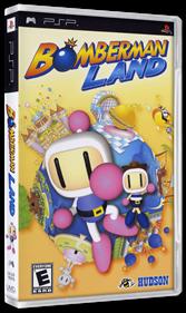 Bomberman Land - Box - 3D