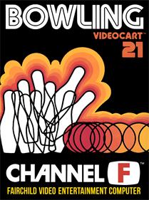 Videocart-21: Bowling