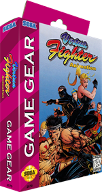 Virtua Fighter Animation - Box - 3D