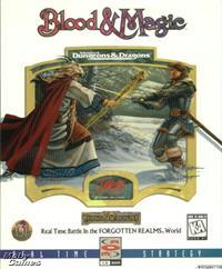AD&D: Blood & Magic