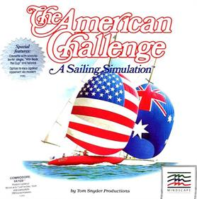 The American Challenge: A Sailing Simulation