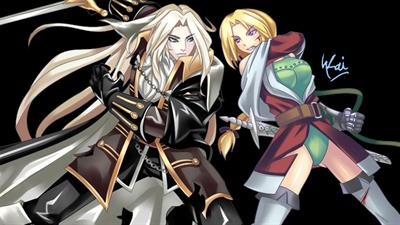 Castlevania Legends - Fanart - Background